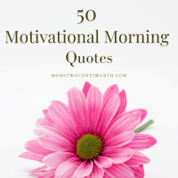 50 Motivational Morning Quotes