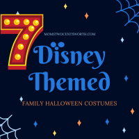 7 Disney Halloween Costume Themes For Families