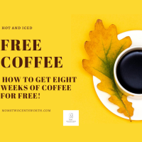 Free Hot and Iced Coffee