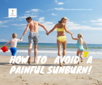 To avoid sunburn, you need to know a little about SPF. From which levels allow you to stay outside longer and how it works!