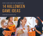 14 fun and safe games for a memorable at-home Halloween 🎃 celebration that doesn't involve trick-or-treating.