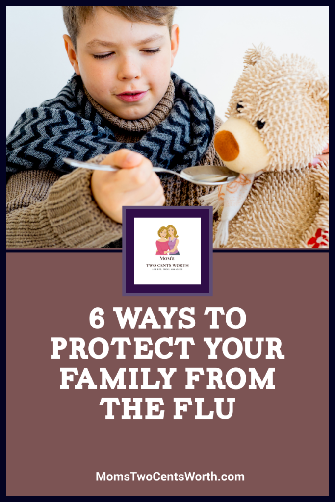 There is no guarantee my kids won't catch the flu, but there are at least 6 things I can do to decrease the chance. Learn what they are, plus some comforting products should a family member get sick this fall and winter.