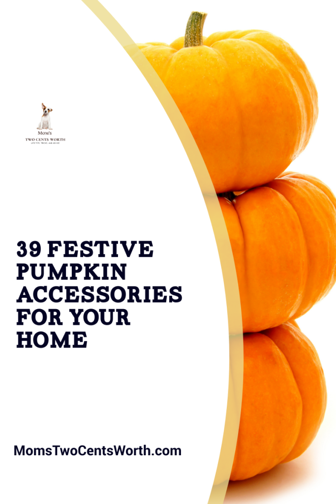 Bring the pumpkin patch home with these festive pumpkin accessories! 🎃 🎃 #homedecor#autumn#fallhomedecor#pumpkinpatch#pumpkinhomedecor