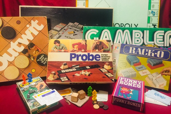 Classic board game subscription box!