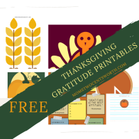 6 Free Gratitude Journal Printables For The Whole Family