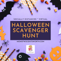 How To Host A Socially Distanced Halloween Scavenger Hunt